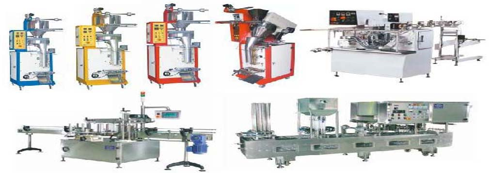 WINA PACKAGING AND FILLING MACHINE