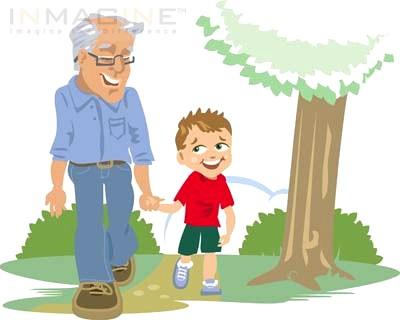 Los abuelos regresan a la primera línea de batalla