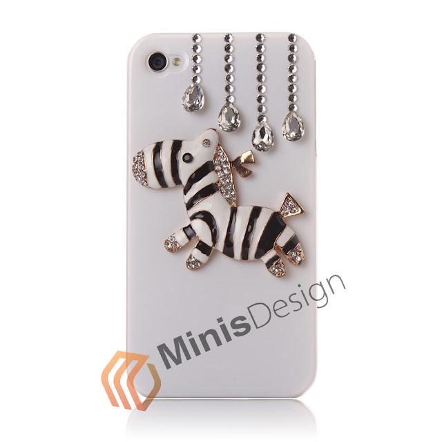 3d Zebra Case1