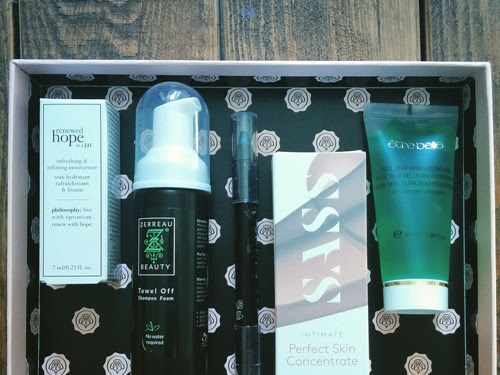 Beauty: Glossybox UK review May 2015
