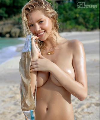 Kate Upton, declarada la mujer más sexy del planeta