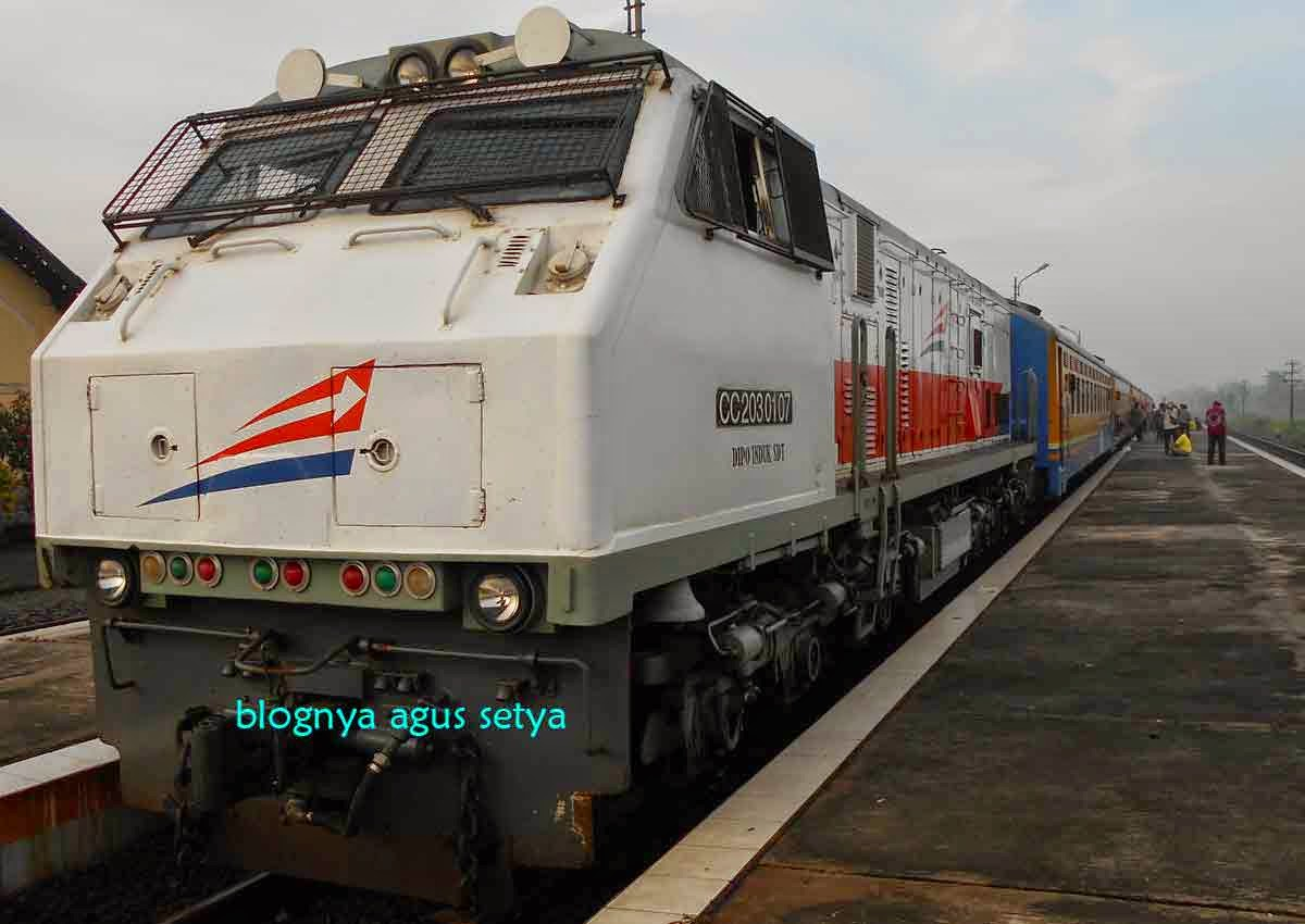 Inilah Tarif Tiket Baru KA Kalijaga Solo Semarang