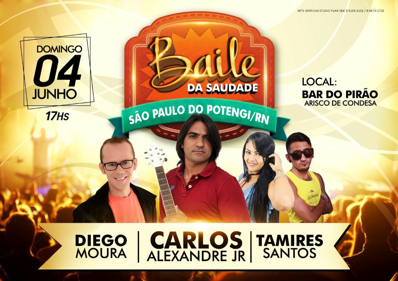 Show Baile da Saudade