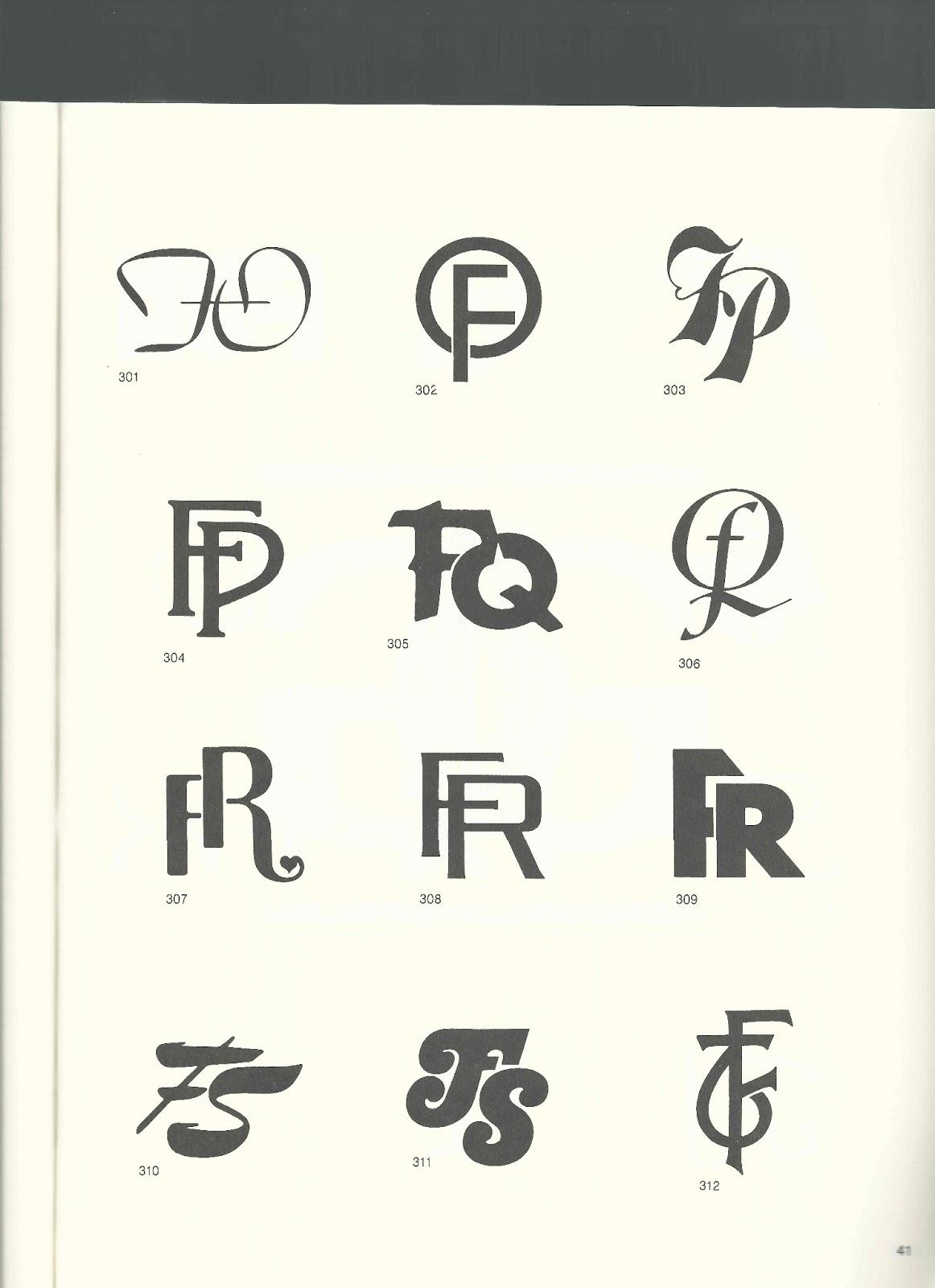 Flyer Goodness Monograms Part I By Kiyo Takahashi