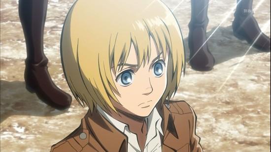 Shingeki no Kyojin / Attack on Titan Shingeki_No_Kyojin_Episode_2_b15