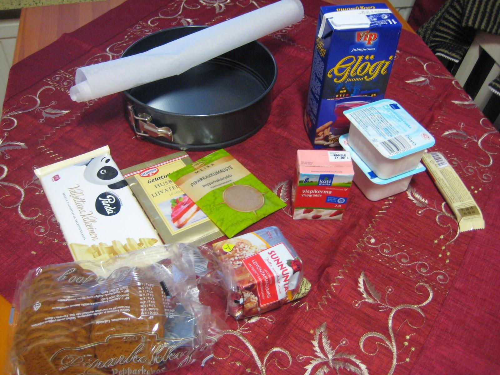 glögikakku, glögijuustokakku, juustokakku, glögi, mulled wine cake, mulled wine cheesecake, valkosuklaa, white chocolate, jälkiruoka, jouluherkku, dessert,