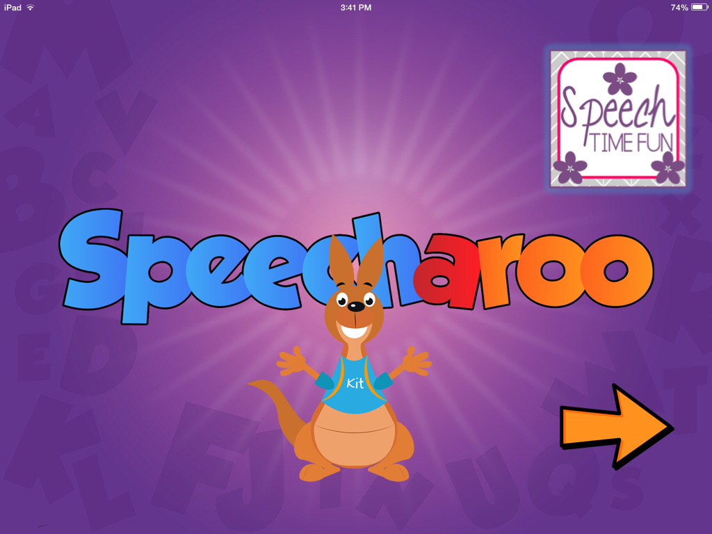 Speech Time Fun Funny Directions App by