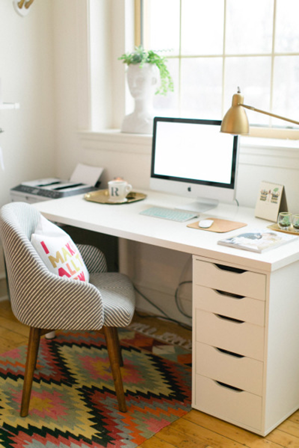 love, aly: interior inspiration: home office