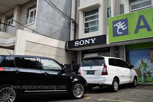 SONY Service Center Semarang