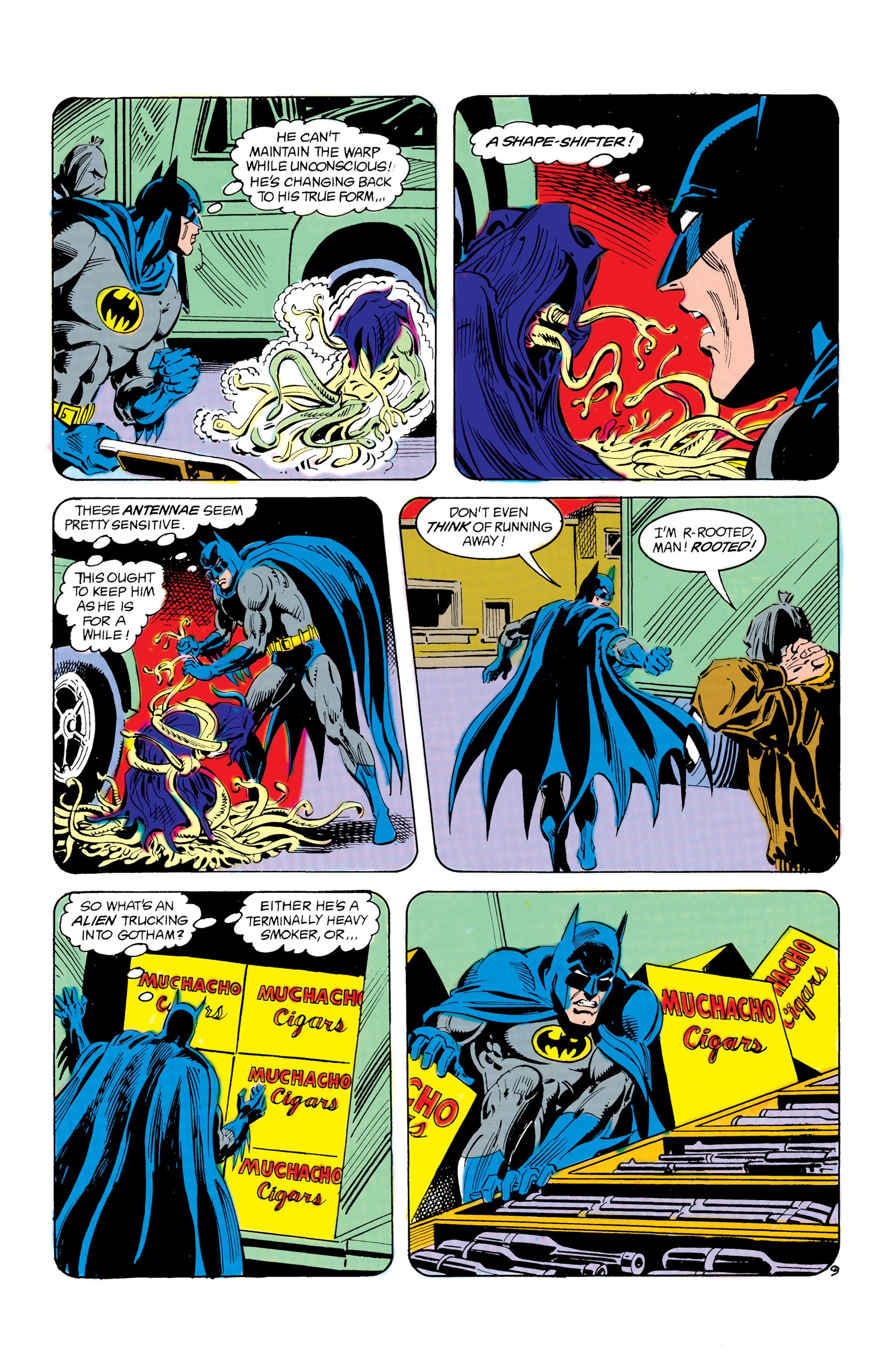 Detective Comics (1937) Issue #595 Page 10
