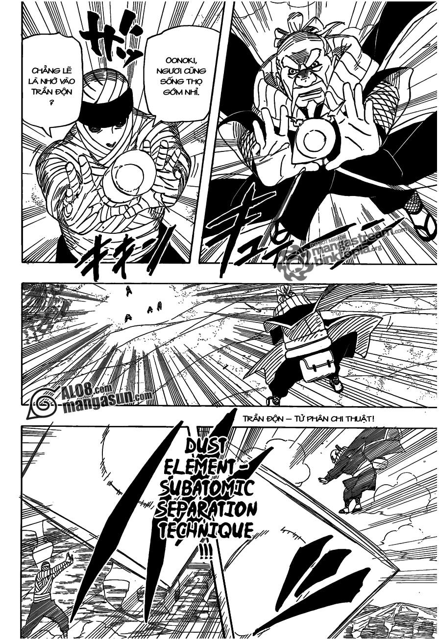 Naruto chap 546 Trang 13 - Mangak.info