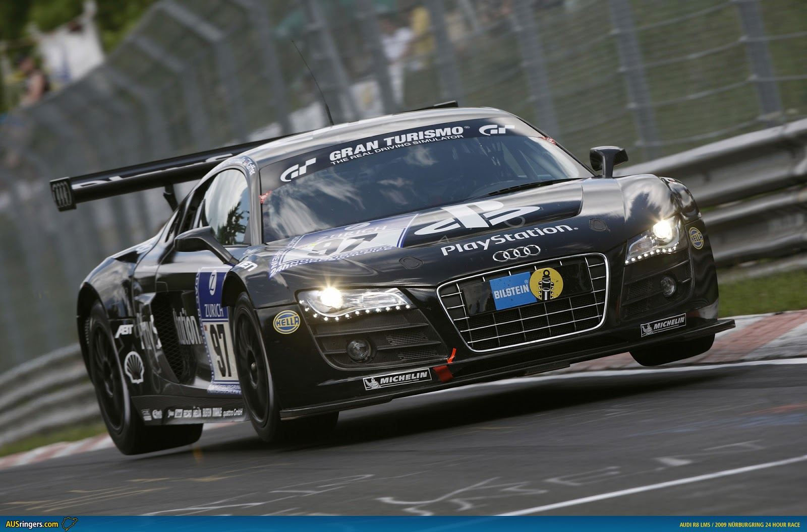 Audi R8 Race Cars Pictures And Wallpapers Supersports Cars