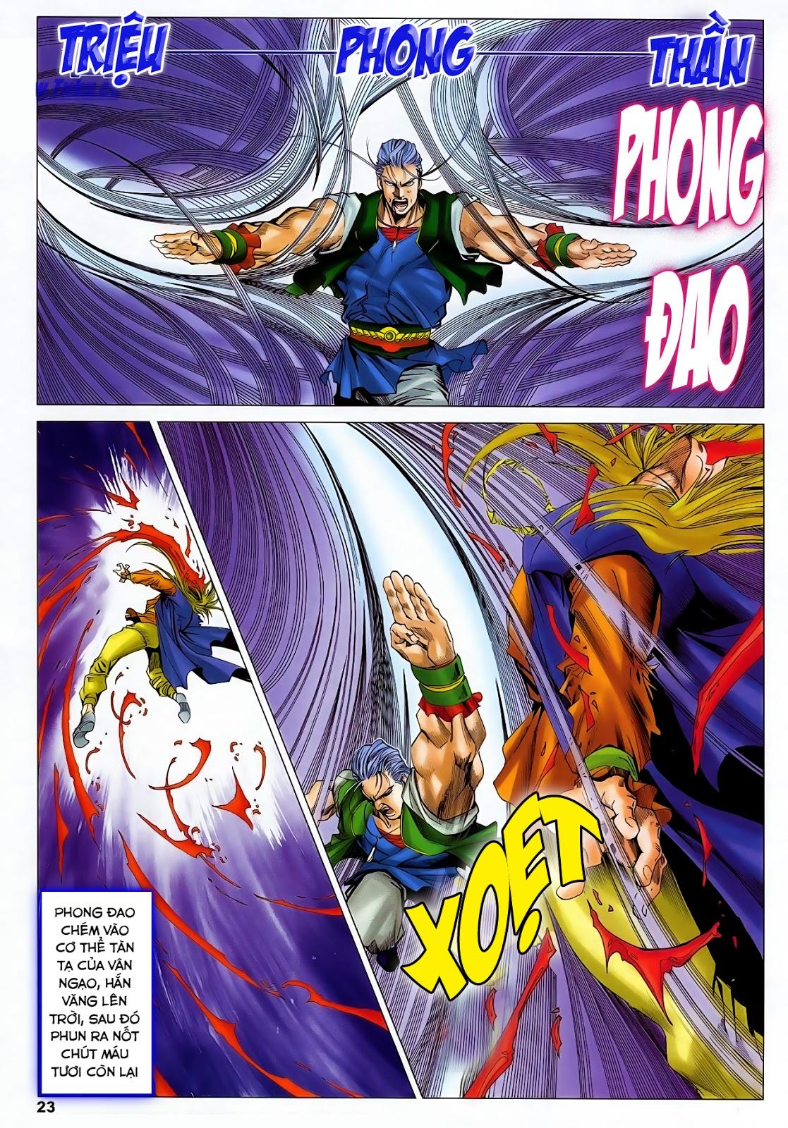 Lục Đạo Thiên Thư chap 47 - Trang 25