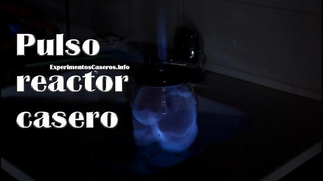 Cómo hacer un pulsoreactor casero, pulse jet - Motor a reacción