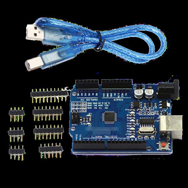 USB Serial Light Adapter - Atmega8U2 Arduino Compatible