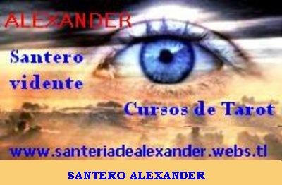 SANTERO ALEXANDER