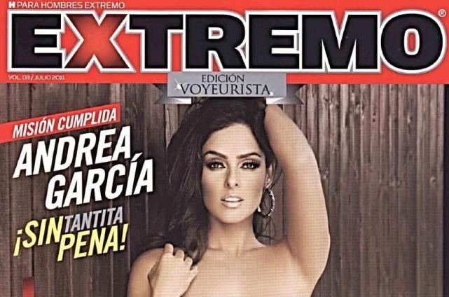 Andrea Garcia H Extremo Agosto 2011  - El Blog Del Lagarto