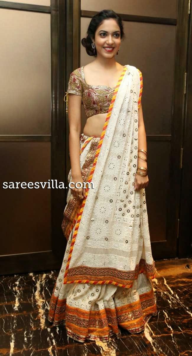 Ritu Varma in designer lehenga