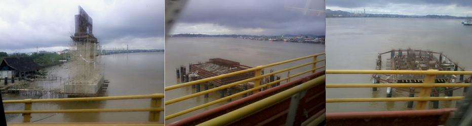 Foto Jembatan Mahakam Samarinda