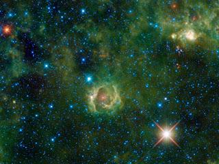 Nebulosa de emisión