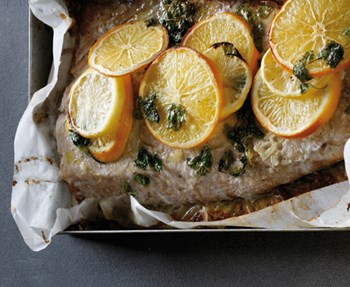 Howzit fish baked fish recipe for How long do you cook fish in the oven