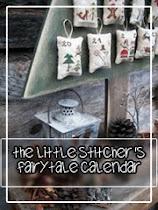 Fairytale calendar SAL