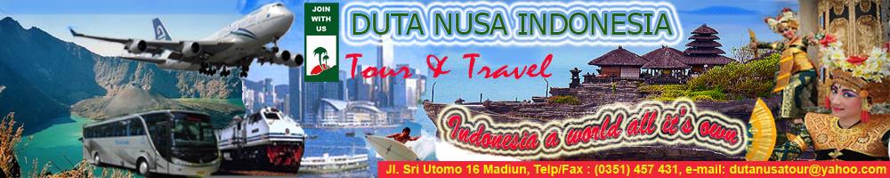 DUTA NUSA TOUR