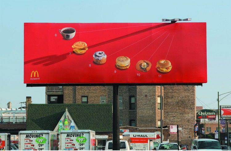 Simply Creative Brilliant Billboard Advertising Campaigns - 17 incredibly creative billboard ads