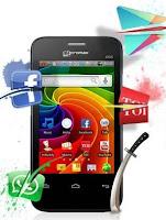 Micromax A56 Superfone Ninja 2 SmartPhone