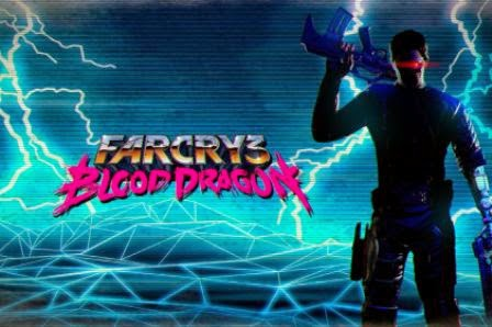 Far Cry 3 Blood Dragon PC Games
