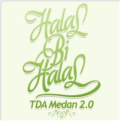 Halal Bi Halal TDA Medan 2013