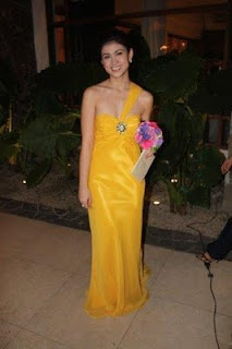 Carla Abellana gowns