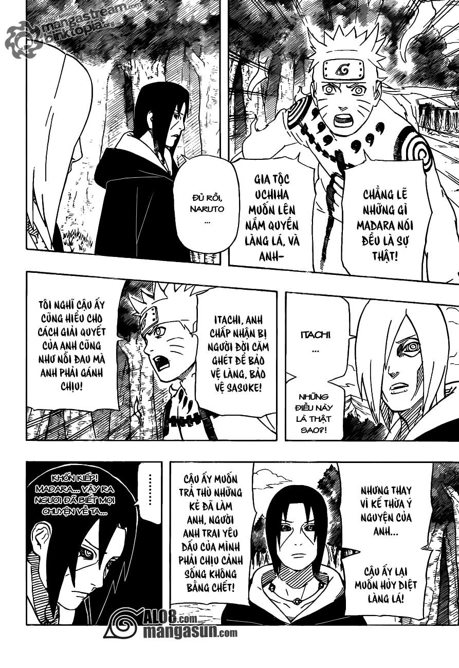 Naruto chap 549 Trang 8 - Mangak.info