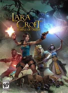 Gameplay Lara Croft and the Temple of Osiris