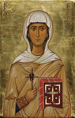 Sainte Nina, Egale-aux-Apôtres, Illuminatrice de la Géorgie