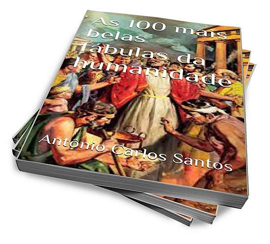 """O livro """"As 100 mais belas fábulas da humanidade"""""""