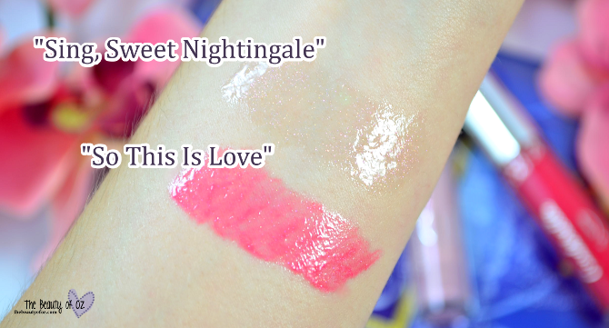 essence Cinderella Review Lipgloss