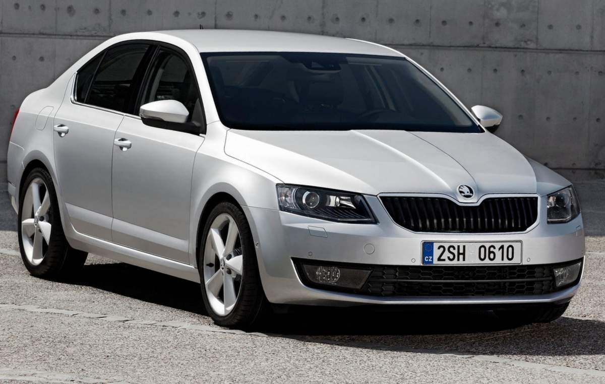 skoda octavia 2013 auto car. Black Bedroom Furniture Sets. Home Design Ideas