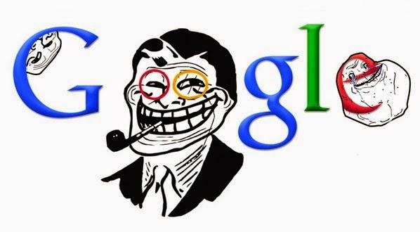Google troll