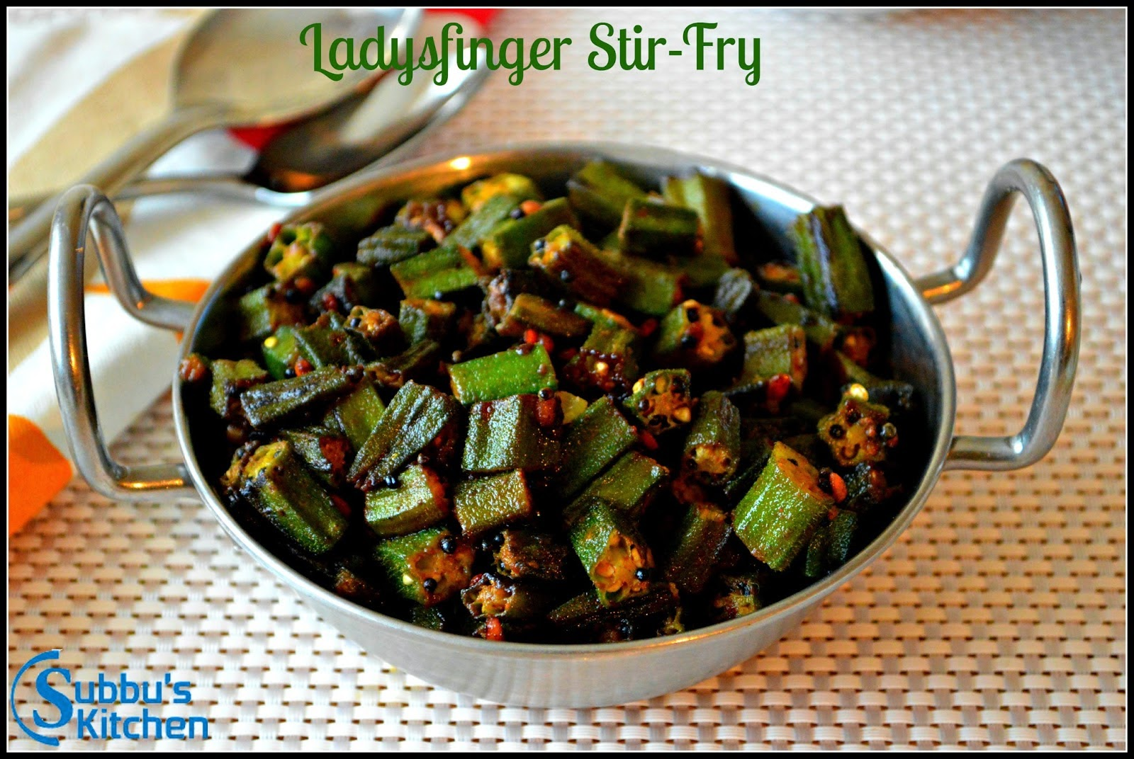 Ladysfinger Stir-Fry