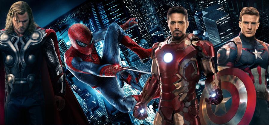 Fã Trailer de Vingadores: Era de Ultron acrescenta o Homem-Aranha na ação