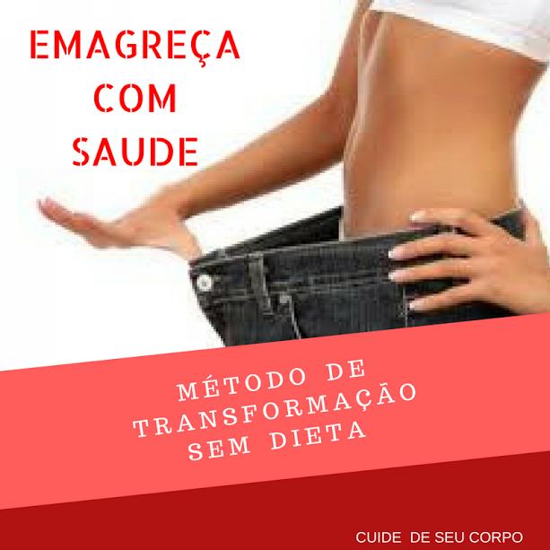 EMAGREÇA COM SAÚDE