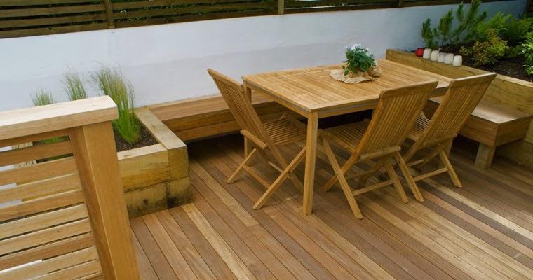 Gallart grupo el blog suelos y puertas de madera en - Muebles exterior madera ...