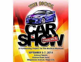 Bicol Car Show 2014