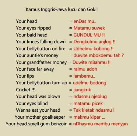 Artikel Tentang Contoh Cerita Lucu Bahasa Jawa yang ada di belfend.web