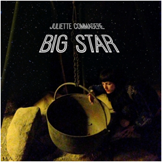 Juliette Commagere to release new single Big Star