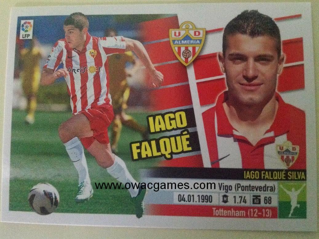 Liga ESTE 2013-14 Almeria 16 - Iago Falqué