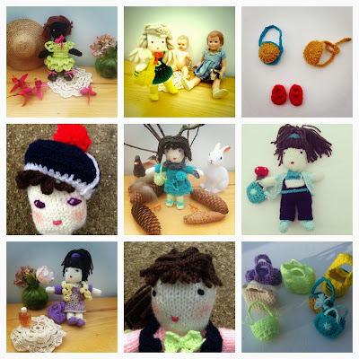 poupee crochet crochet doll