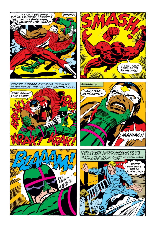 Captain America (1968) Issue #214 #128 - English 9