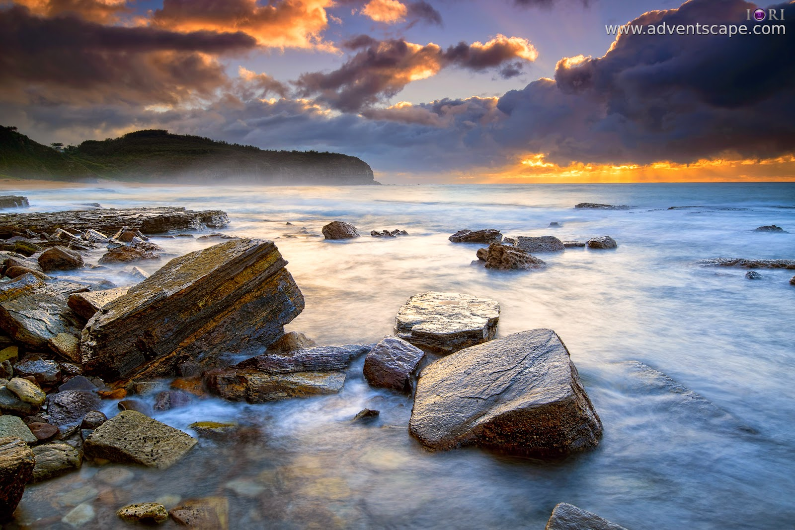 Australia, Australian Landscape Photographer, beach, coastline, golden hour, landscape, Narrabeen, Narrabeen Head, New South Wales, Northern Beaches, NSW, Philip Avellana, seascape, sunrise, Turimetta, Warriewood, Australian landscape photographer